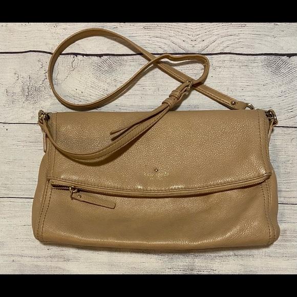 KATE SPADE Cobble Hill Little Minka Flap Handbag